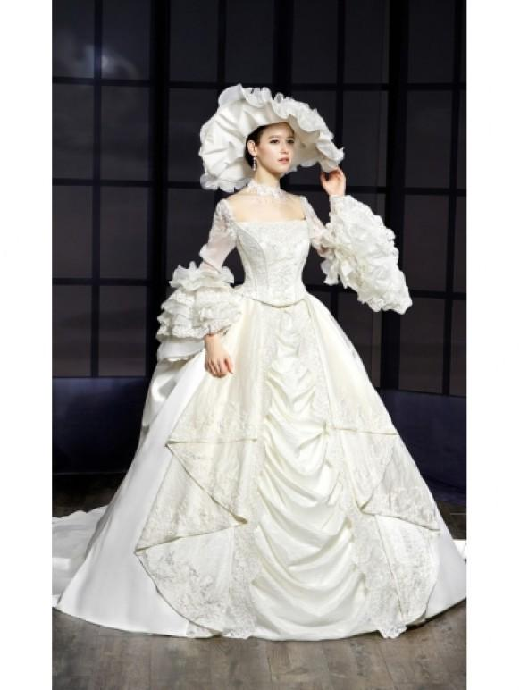 Victorian Wedding - Royal Victorian Style Wedding Dress #1920527 ...
