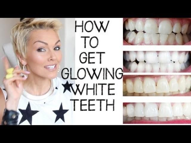 الصحة والجمال How I Whiten Bleach My Teeth 1929733 Weddbook