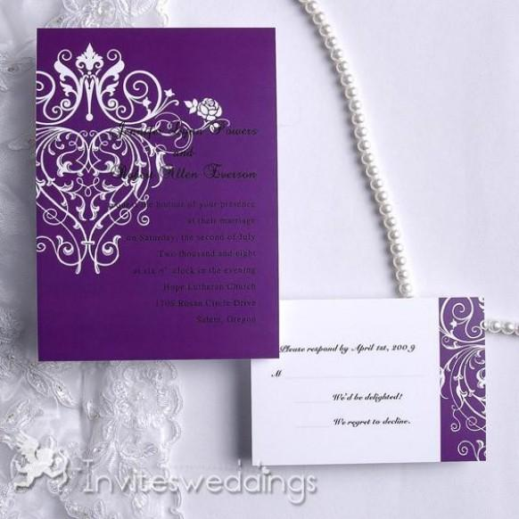 Cheap Wedding Invitations #1974218