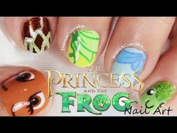 Princess Nail Polish Videos Hireability
