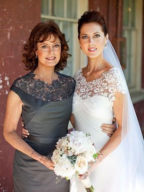 В чем одета должна мать на свадьбу