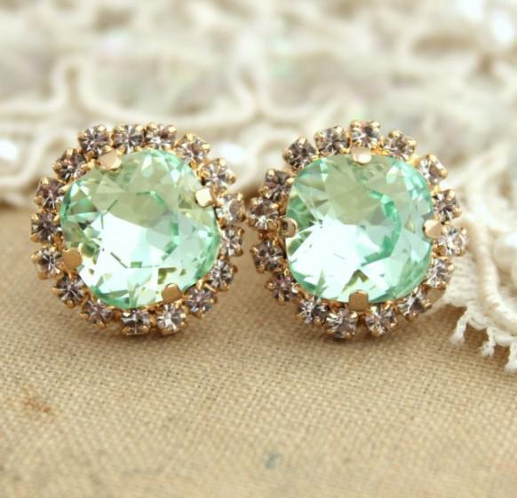 Seafoam Green Wedding Ideas: Seafoam Green Wedding #1988778