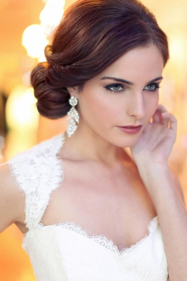 Wedding Hairstyles Wedding Hair Makeup 2002069 Weddbook