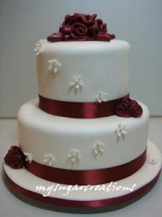 Gateau Wedding Cakes 2009621 Weddbook