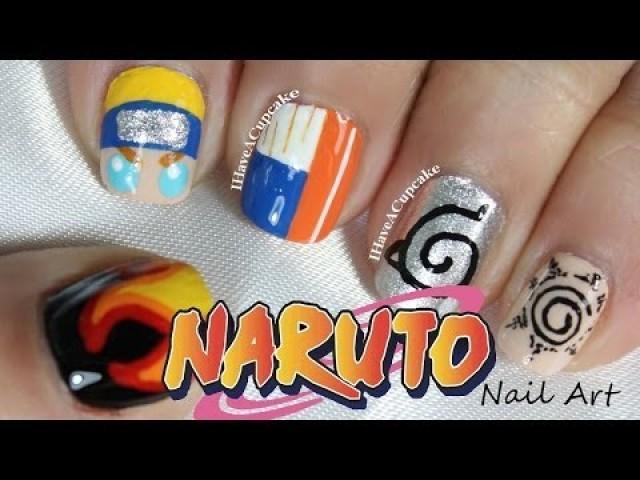 Diseños Boda De Uñas - Naruto Nail Art #2017622 - Weddbook