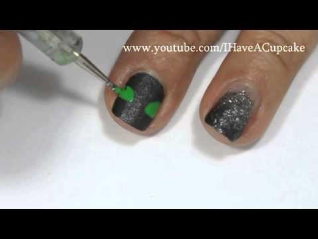 Wedding Nail Designs How To Train Your Dragon Nail Art 2028693