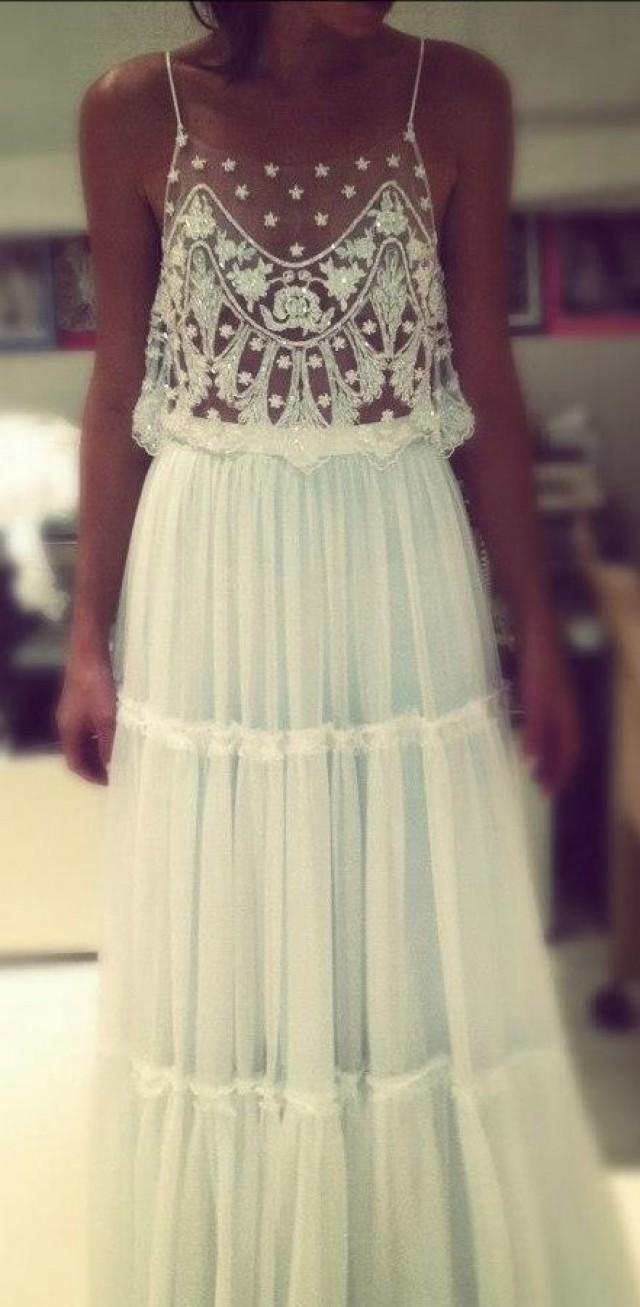 Wedding dresses boho wedding dress 2029243 weddbook junglespirit Choice Image