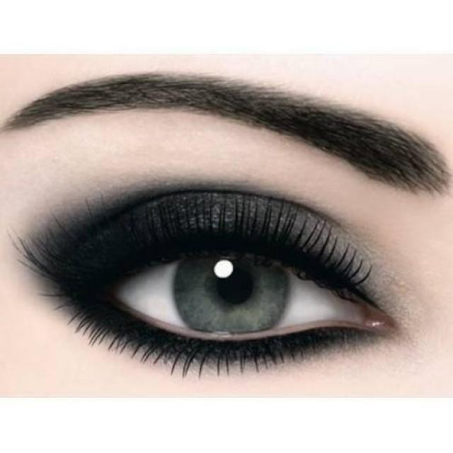 Makeup Dark Smokey Eye 2029586 Weddbook