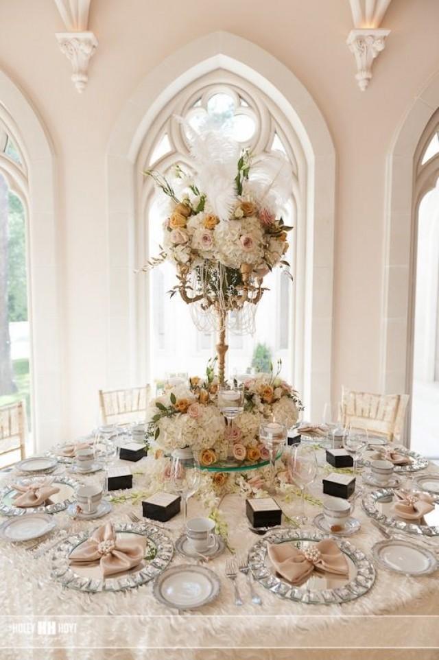 Wedding Nail Designs Great Gatsby Inspired 2029916