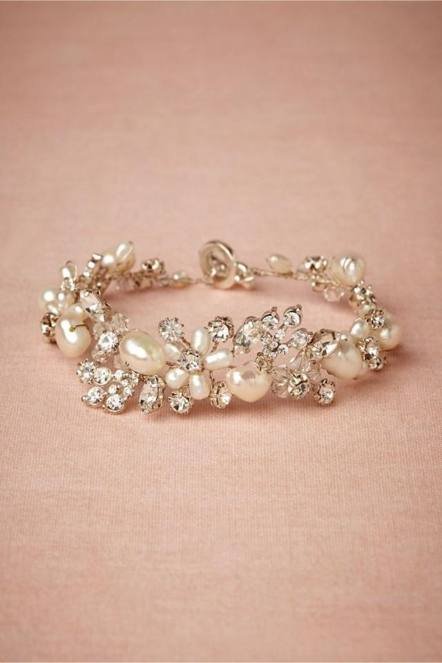 jewelry pearl bracelet from bhldn 2030988 weddbook