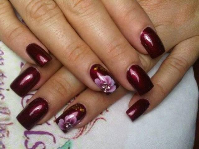 wedding nail designs 22 stylish nail art designs. Black Bedroom Furniture Sets. Home Design Ideas
