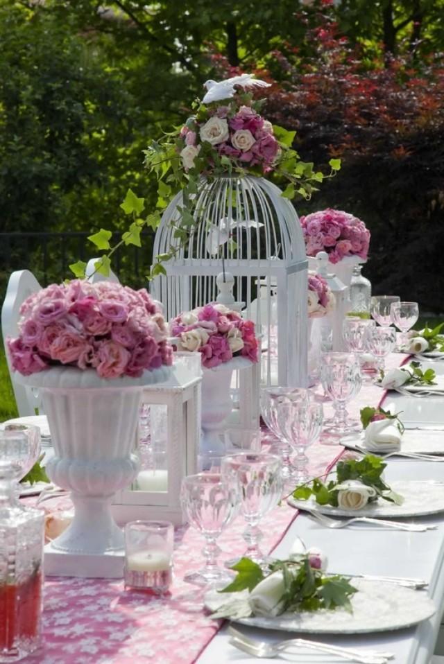 Home or garden wedding