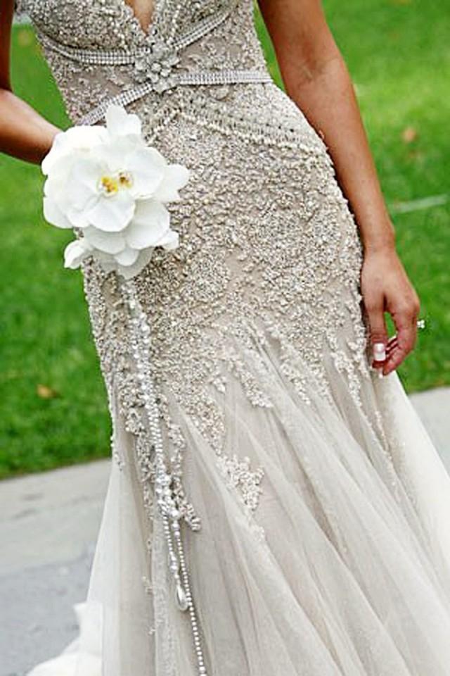 Unique Wedding Bouquet Handles - So Vintage! #2033007 - Weddbook