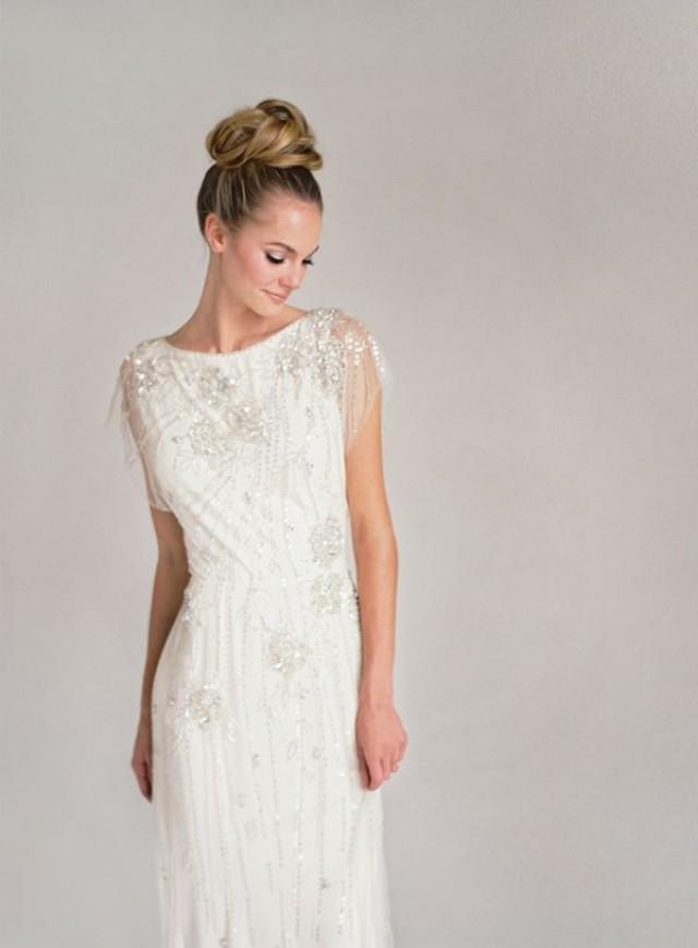 Jenny Packham - Jenny Packham Rosen-Hochzeits-Kleid #2033653 - Weddbook