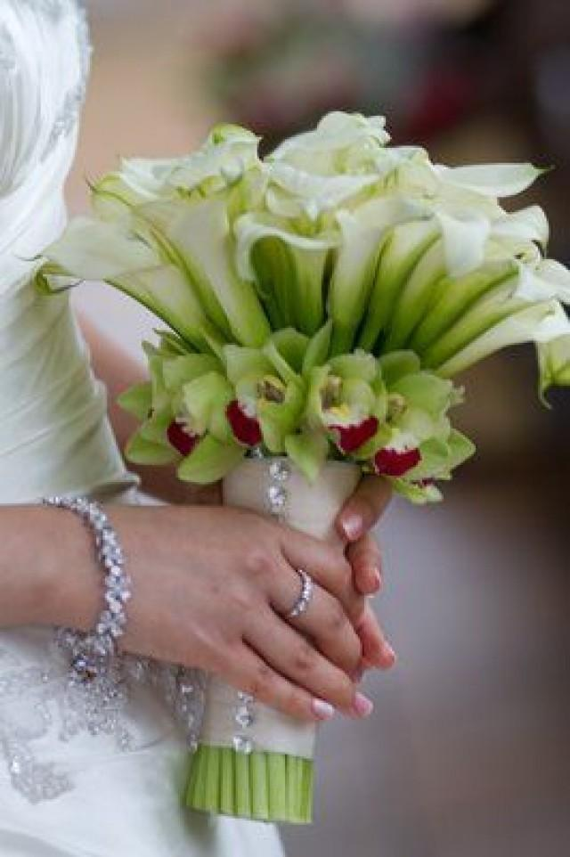 0 Interest Car Deals >> Wedding Bouquet - Calla Lily & Orchid Bouquet - #2034636 - Weddbook