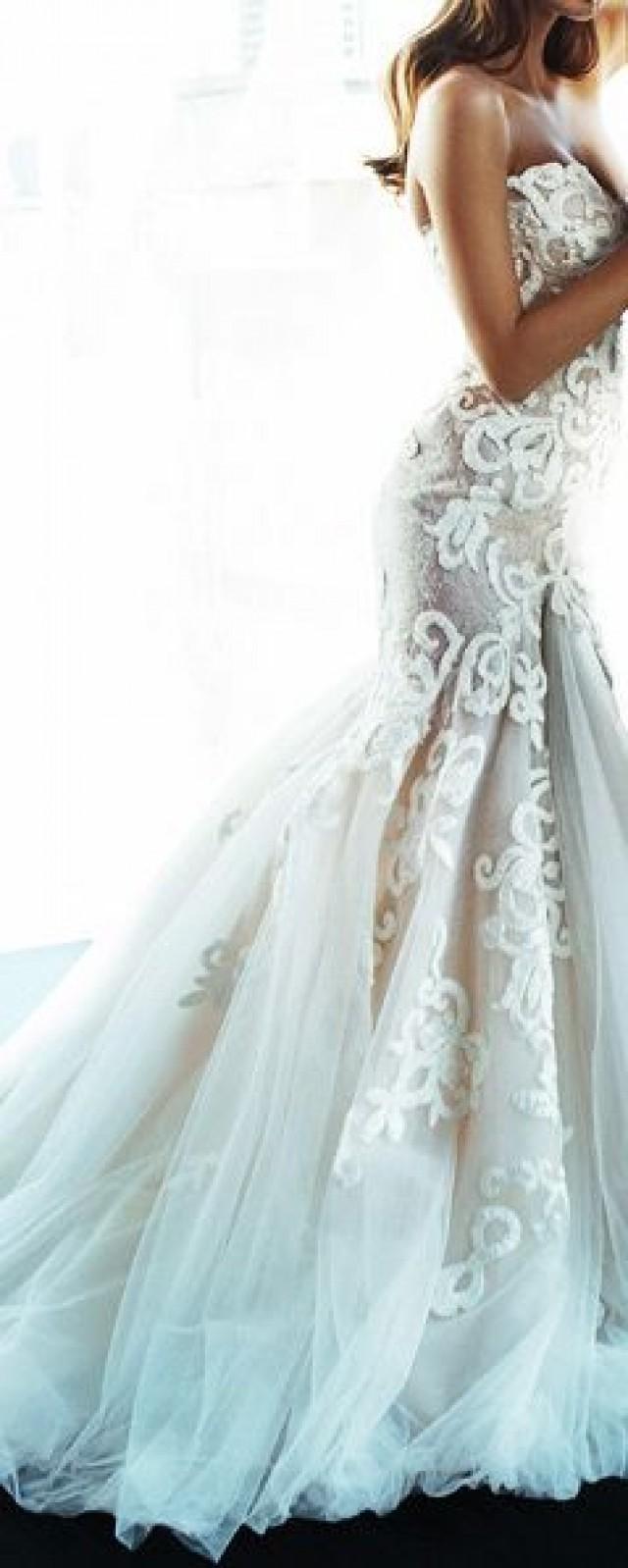 Body Shop Omaha >> Sleeveless Wedding Gown Made Of Netted Fabric #2036312 - Weddbook