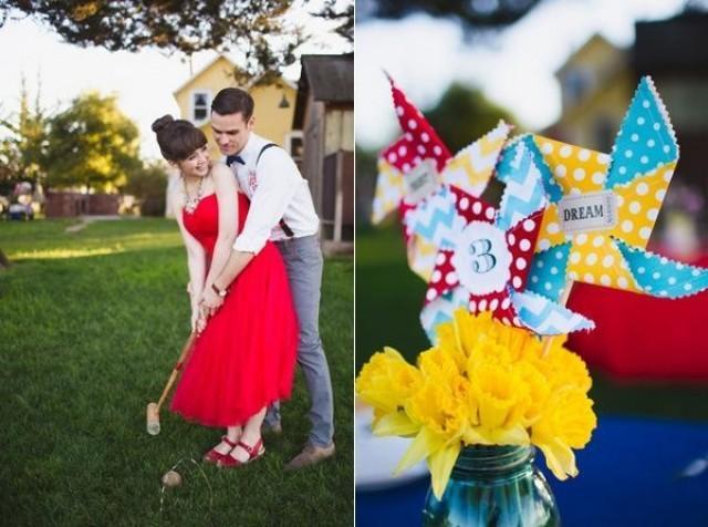 Whimsical Wedding Whimsical Circus Wedding Ideas 2037984 Weddbook