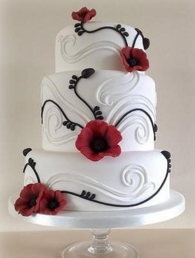 Wedding Cakes Wedding Cake Ideas 2040955 Weddbook
