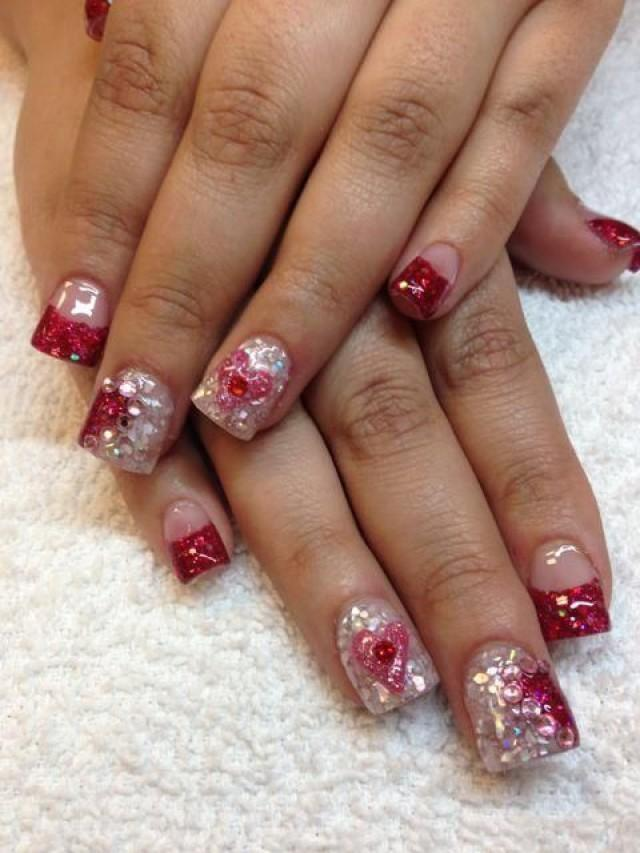 Wedding Nail Designs - Valentine Nail Designs - Google Search ...