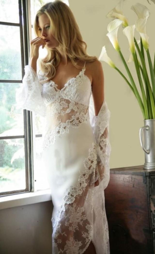 Wedding Underwear Pegnoir By Jonquil Casablanca 2043735