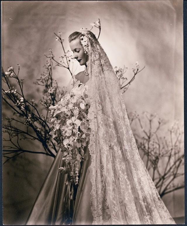 Celebrity Wedding Login: Dina Merrill #2046132