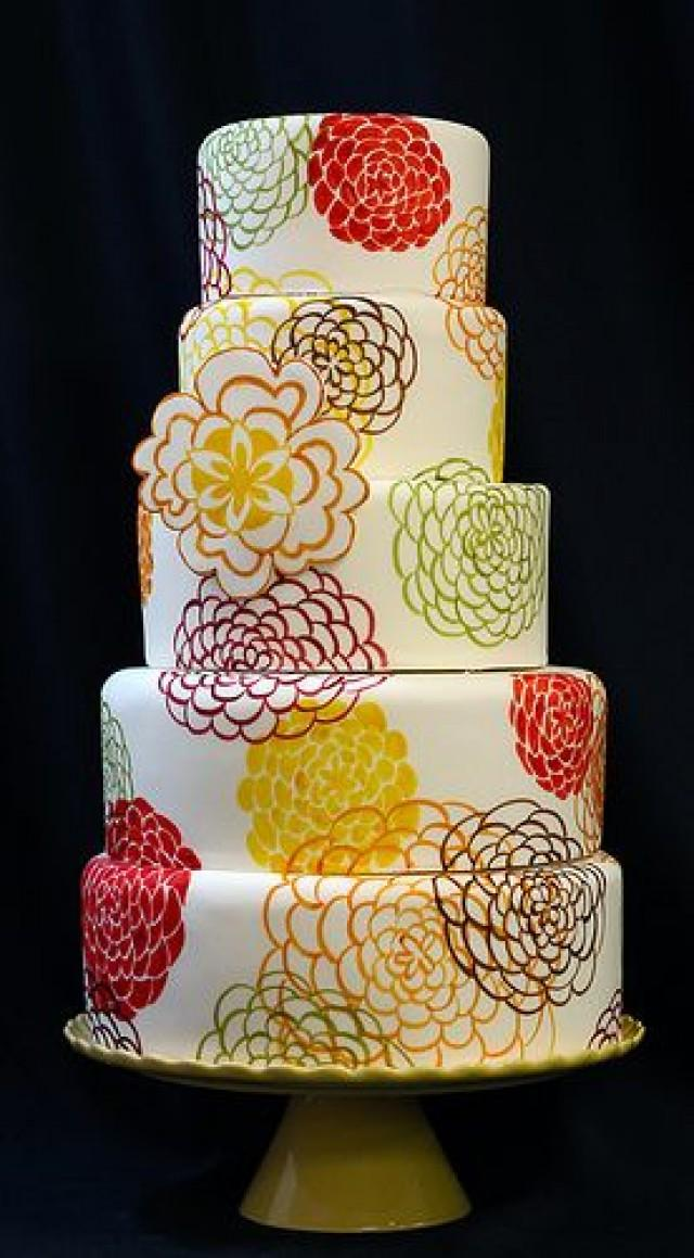 painting flowers on cakes the modern cake decorator