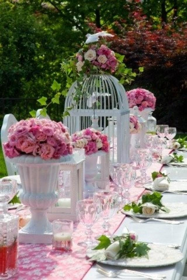 Centerpieces Bird Cage Centerpiece 2047390 Weddbook