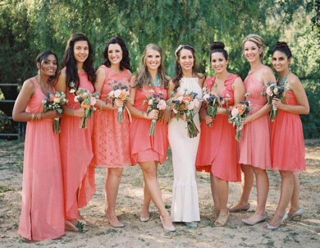 Coral Wedding Coral Weddings 2047663 Weddbook