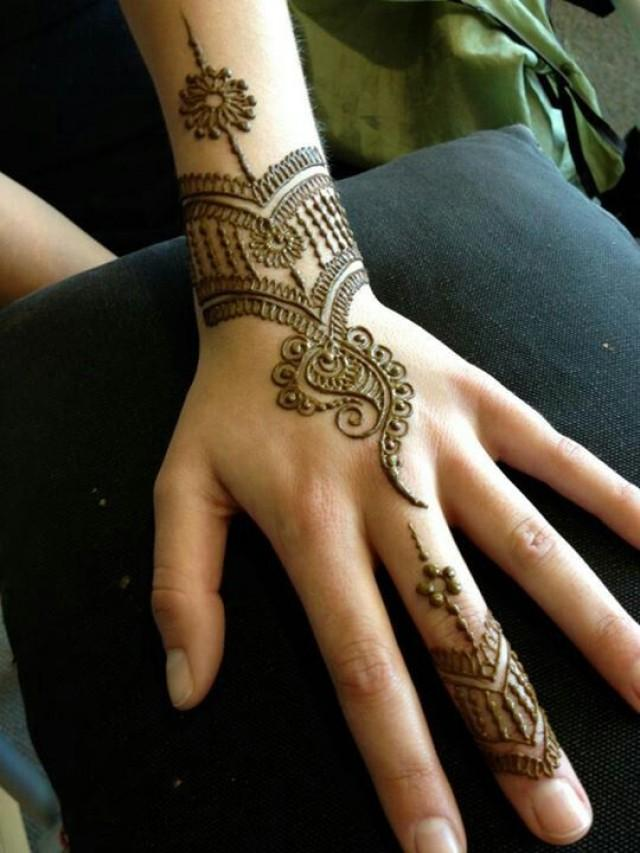 Indische Hochzeit - Heartfire Henna #2048544 - Weddbook