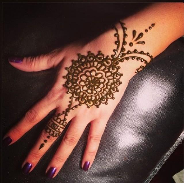 Indian Wedding Mehndi 2048557 Weddbook