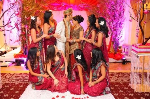 c2a220d228 Indian Wedding - Too Cute! #2048688 - Weddbook