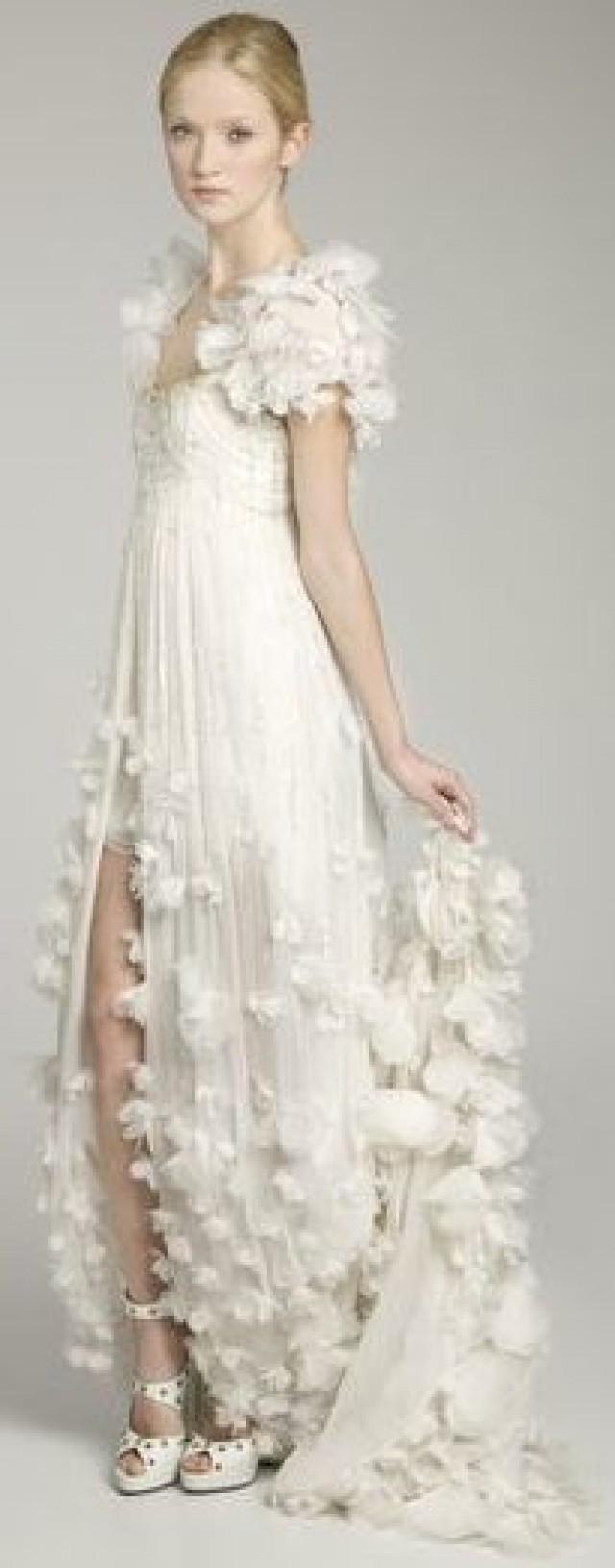 Fairy Wedding Bohemian Dress 2054029 Weddbook