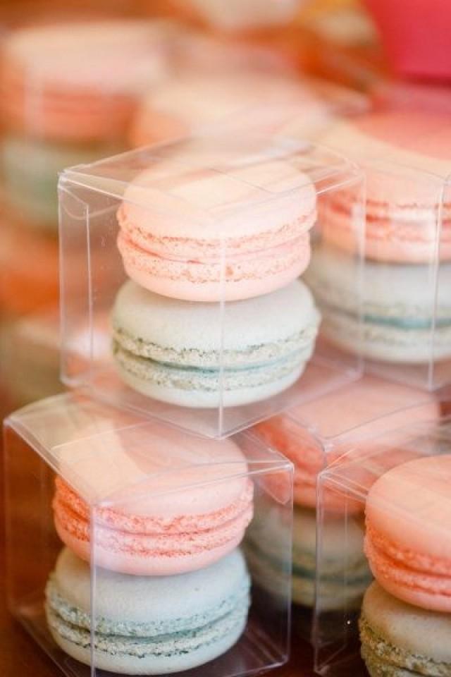 Modern Wedding Macaroon Wedding Favors Cute Color 2054089