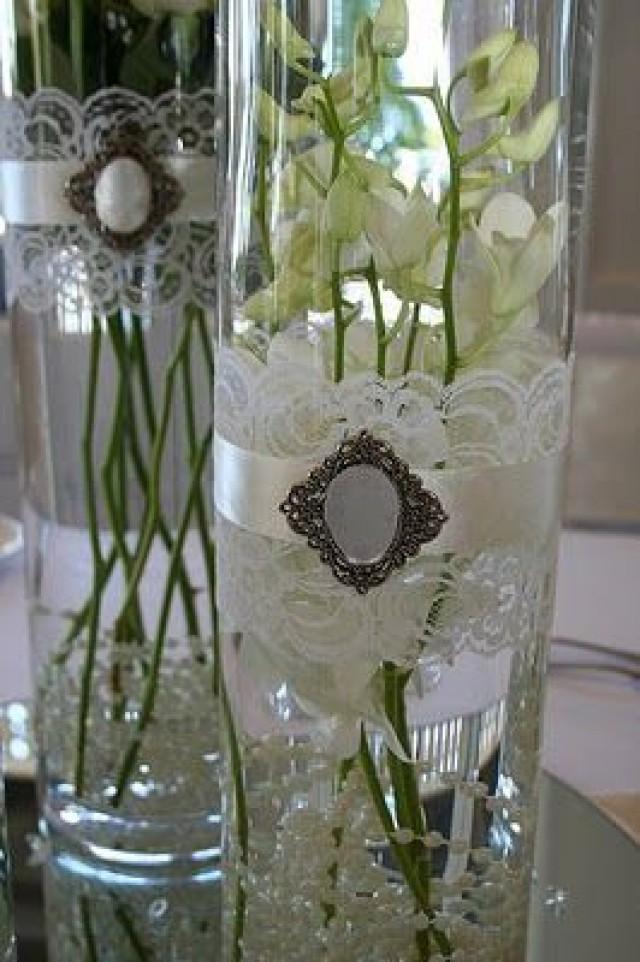 Wedding Cake With Limonium