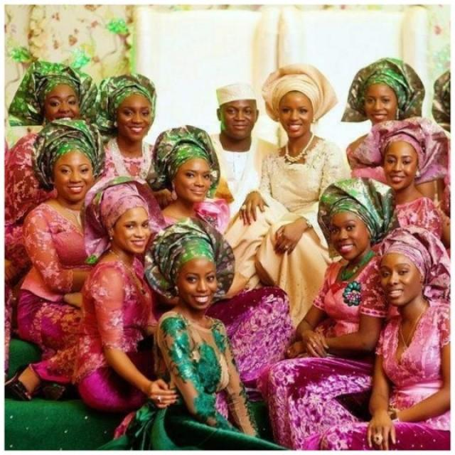 Traditional Wedding West African Wedding Traditional Attire