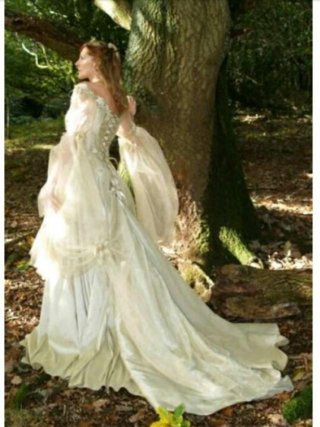Fairy Wedding Fairytale Dress 2055405 Weddbook