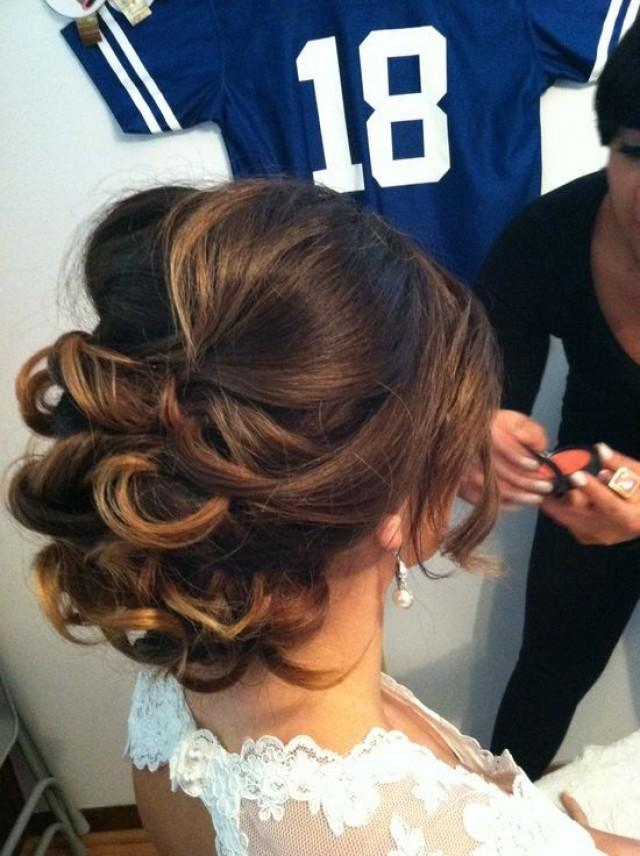 Updo hair model loveee this updo 2055532 weddbook pmusecretfo Image collections