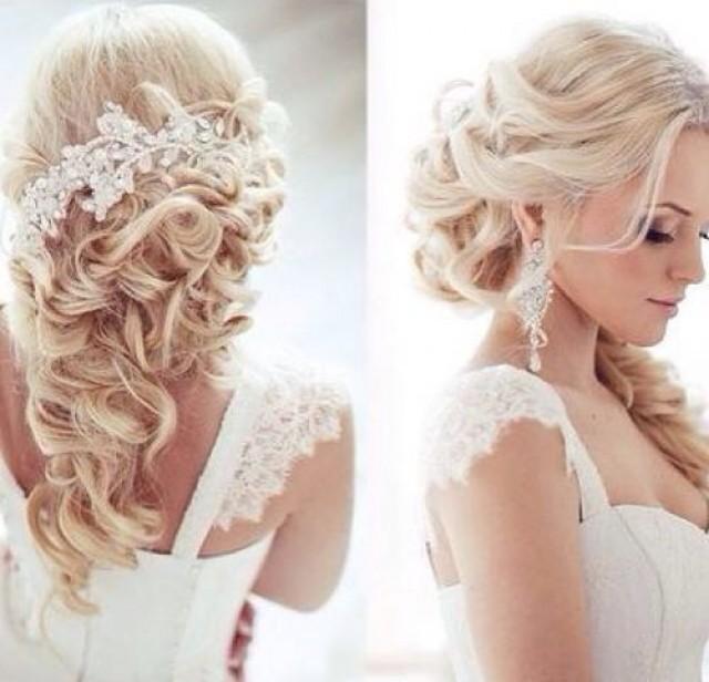 Wedding hairstyles wedding hair half up half down 2055895 wedding hairstyles wedding hair half up half down 2055895 weddbook junglespirit Choice Image