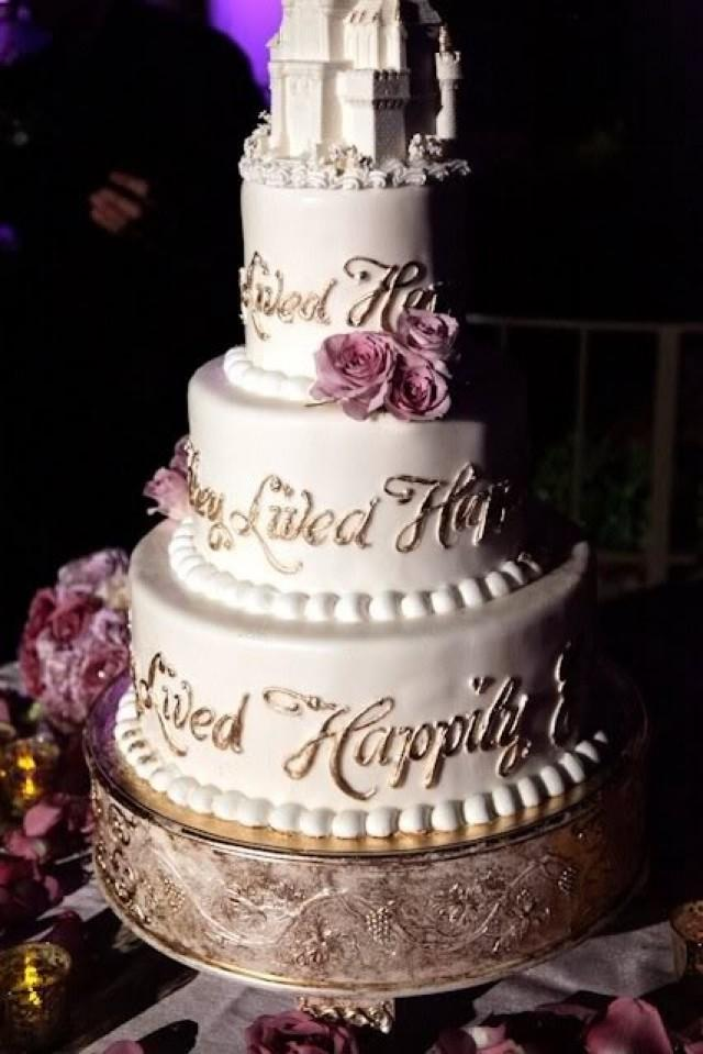 Wedding Cake Mickey Bapteme