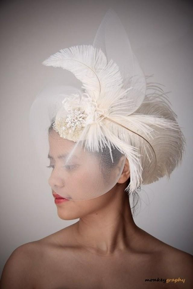 Accessories Wedding Hats And Fascinators 2056841 Weddbook