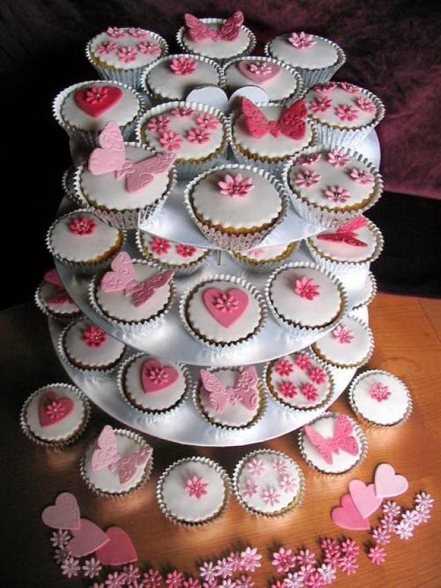 0 Interest Car Deals >> Bachelorette Party Ideas - Pink Wedding Cupcakes Ideas #2056860 - Weddbook
