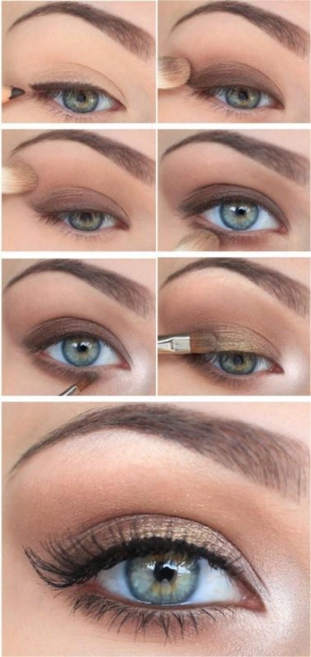 Makeup Victorias Secret Eyes 2057194 Weddbook
