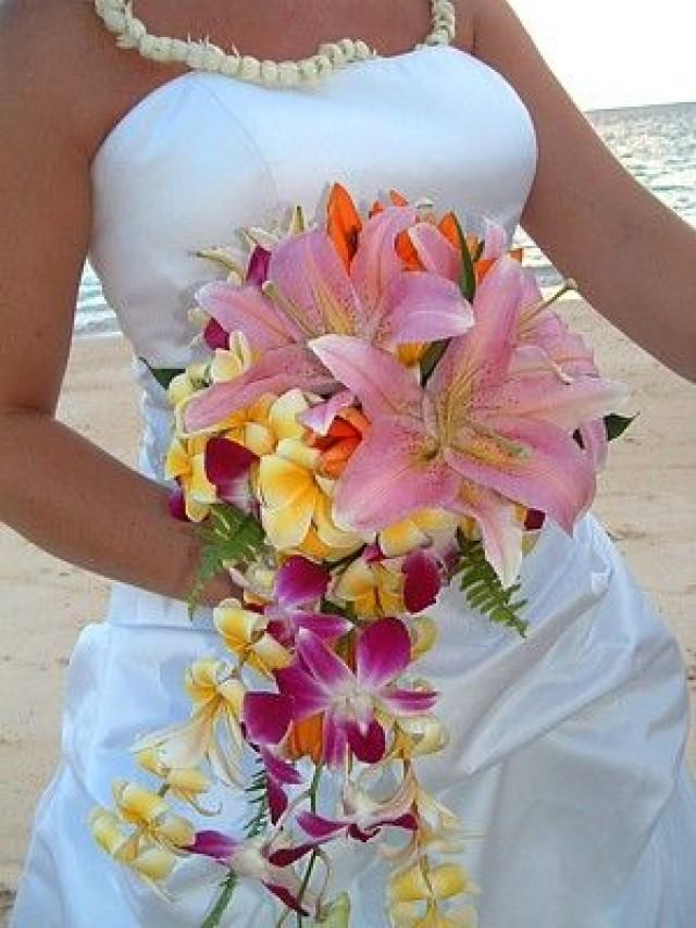 Tropical Wedding - Bouquet #2057716 - Weddbook