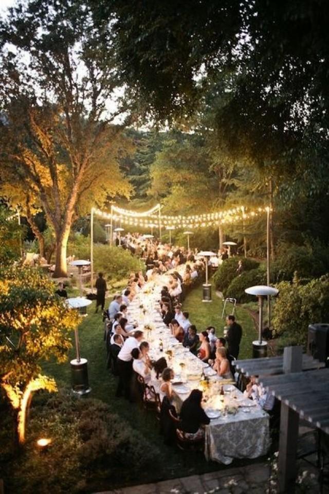 Delightful Dinner Party Wedding Part - 3: Weddbook