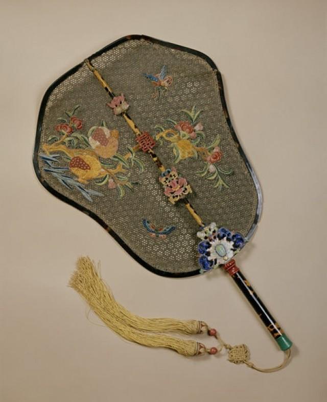 Oriental Wedding Fan 19th Century 2059490 Weddbook