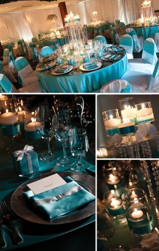 Tiffany Blue Wedding Tiffany Themed Wedding Reception Ideas