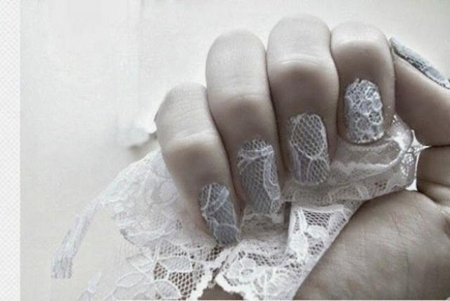 Wedding Nail Designs Trendy Wedding Nail Art Designs 2014 2061995