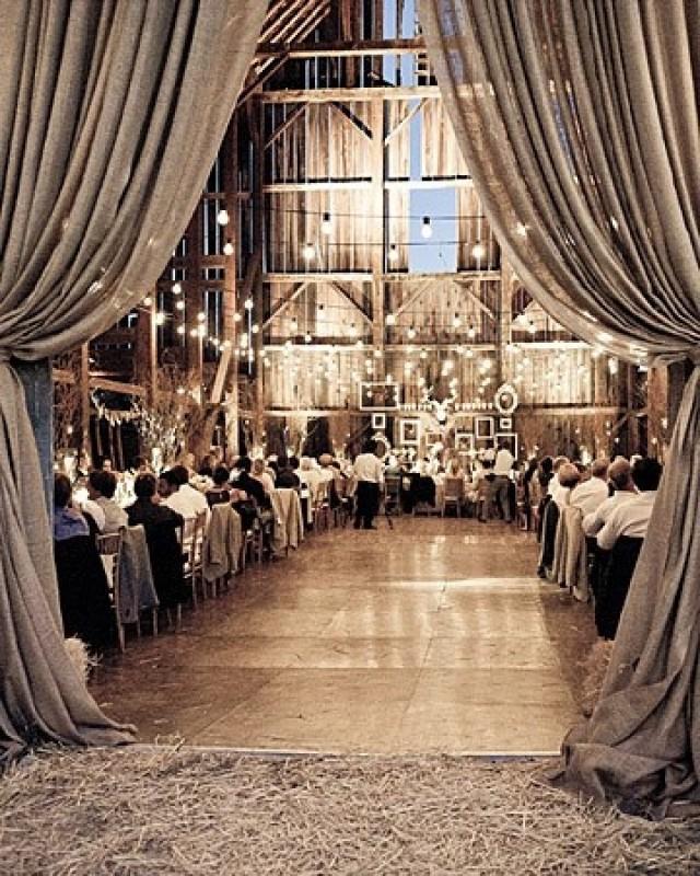 Barn Wedding Ideas Decorating: 10 Barn Wedding Decor Ideas #2063277