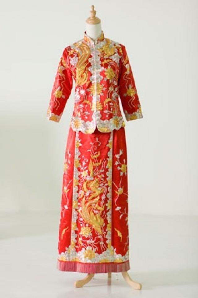 0 Interest Car Deals >> Oriental Wedding - Traditional Chinese Wedding Dress #2064339 - Weddbook