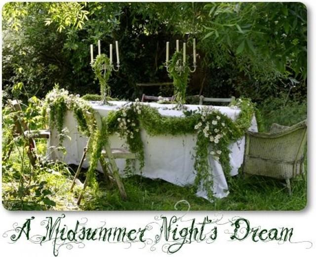 Fairy Wedding - Midsummer Night\'s Dream #2064526 - Weddbook